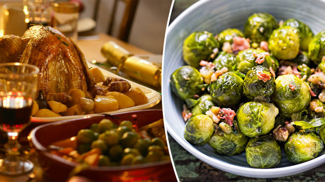 Here's how to perk up your Brussel's sprouts