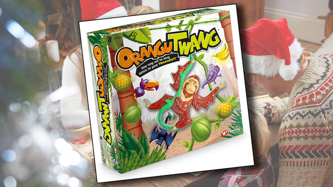 Orangutwang is a fun jungle game for kids, but adults will love it too