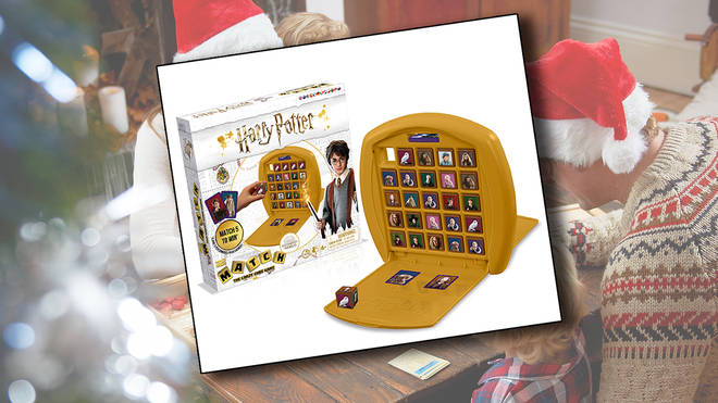 Connect 4 gets a Hogwarts makeover with this fun game