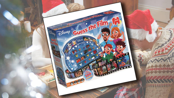 This family game will see who the biggest Disney fan is