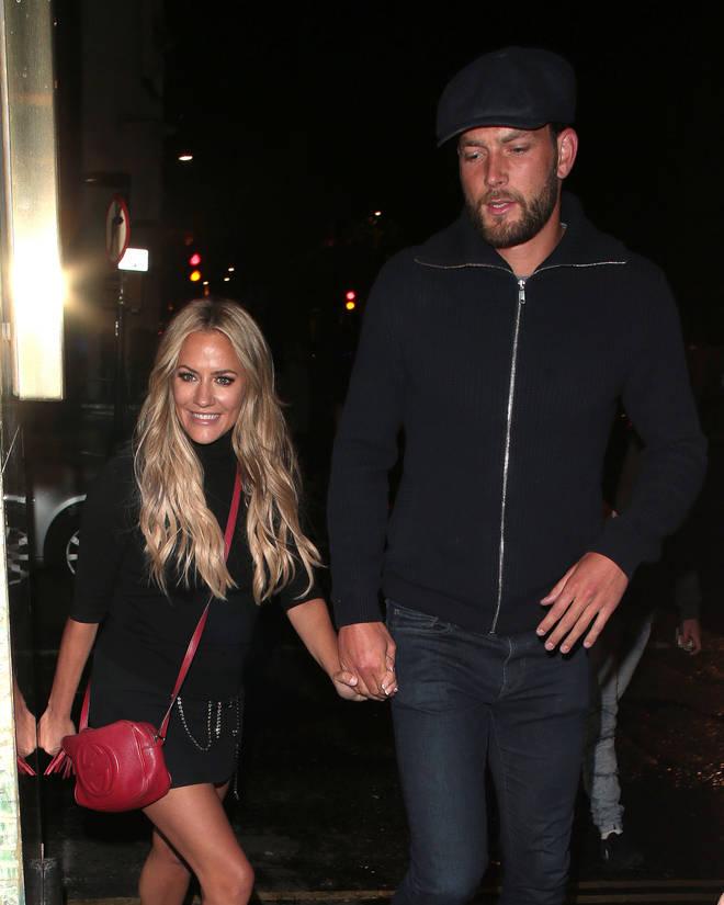 Caroline Flack was arrested after an 'assault' on her boyfriend Lewis