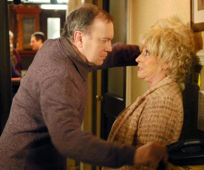 Nicky Henson starred on Eastenders