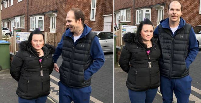 The couple have bought a new home with the winnings