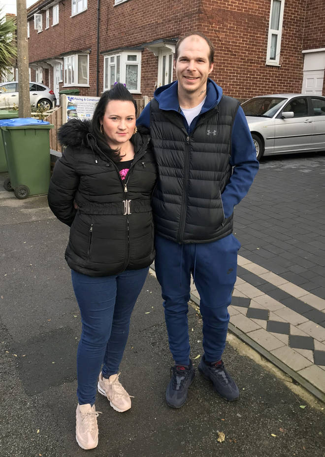 Thomas and Shelley are still claiming benefits, despite their win