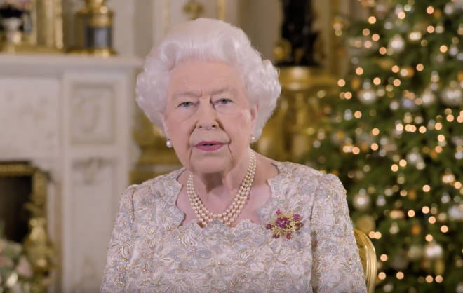 The Queen will make a 10 minute speech on Christmas day