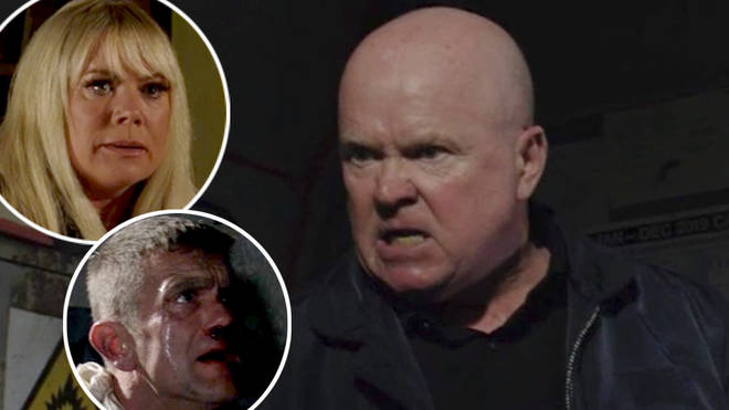 Phil Mitchell is set to take his revenge