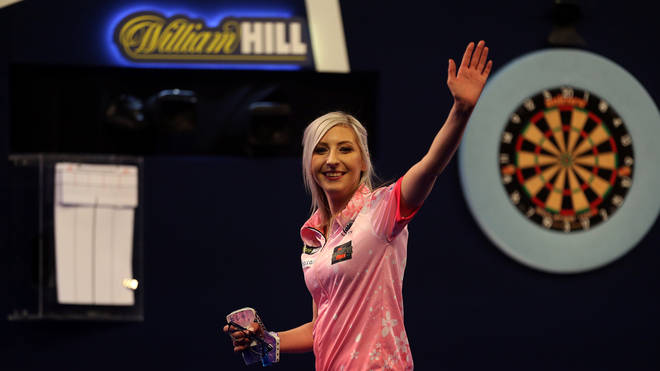 Fallon became the first female World Championship winner yesterday