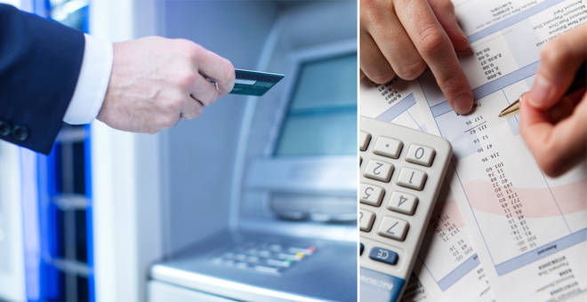 New overdraft rules are coming into place today (stock images)