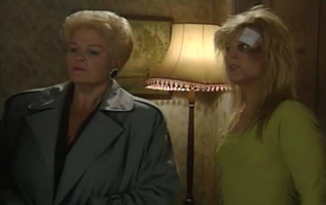 Linda Henry was on EastEnders back in 1991