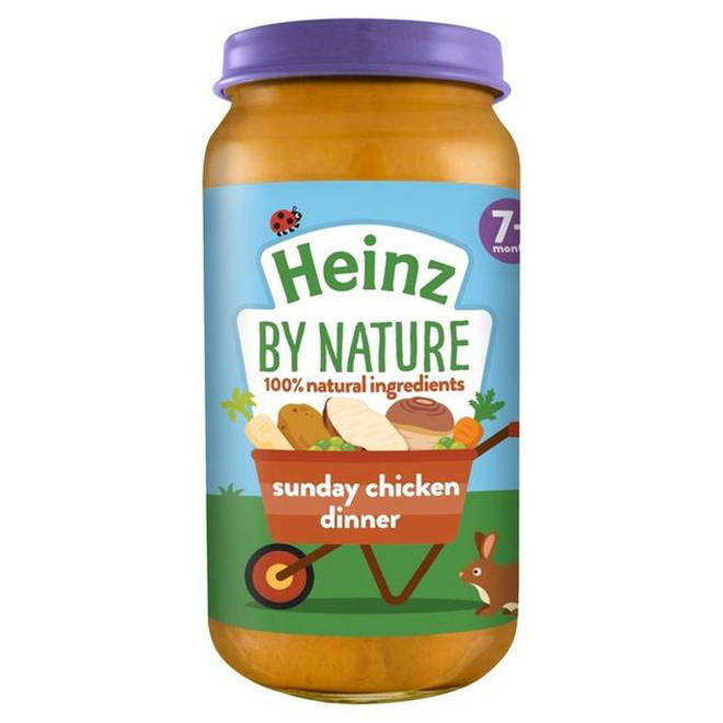 Heinz have issued an urgent recall of the products