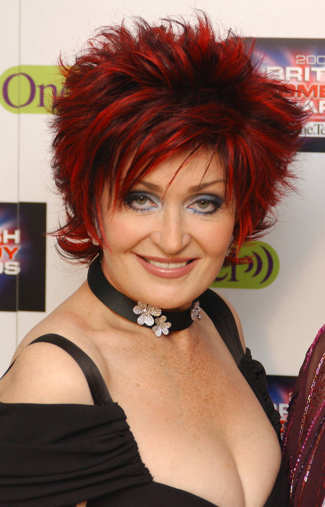 Sharon Osbourne has always been open about her surgery