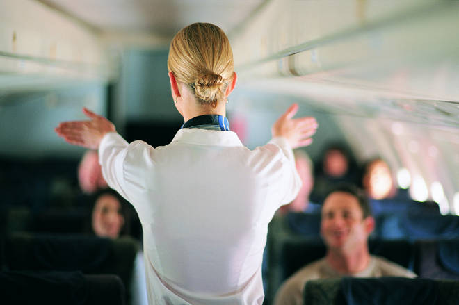 This is the real reason cabin crew ask to see your pass before you board a flight