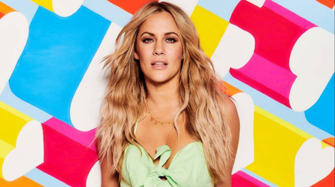 Caroline has stepped down from Love Island