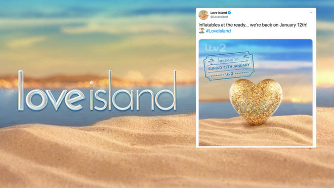 Love Island is coming back for winter