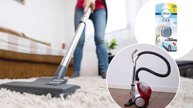 This air freshener hack will leave your vacuum smelling fresh