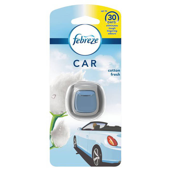 Tesco is selling car air fresheners for £2