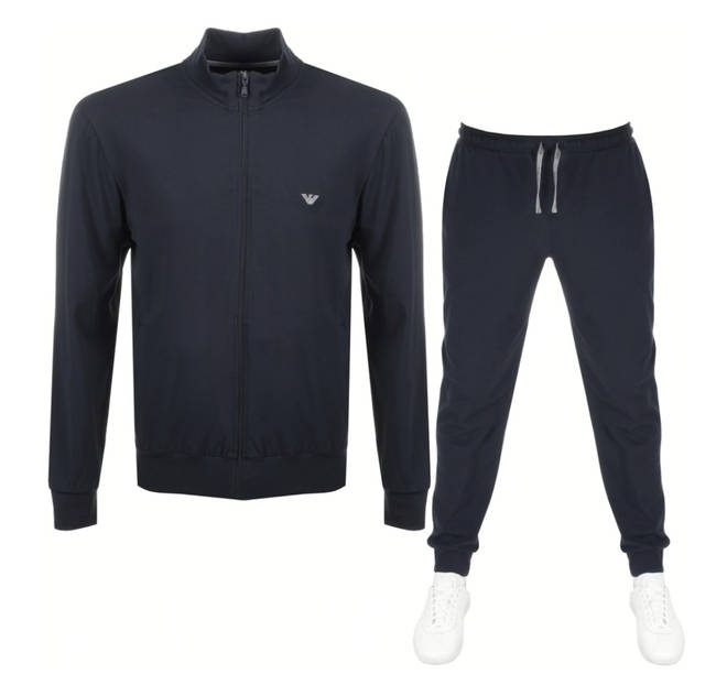 A comfy designer tracksuit is a great gift, perfect for wearing out and about, or at home