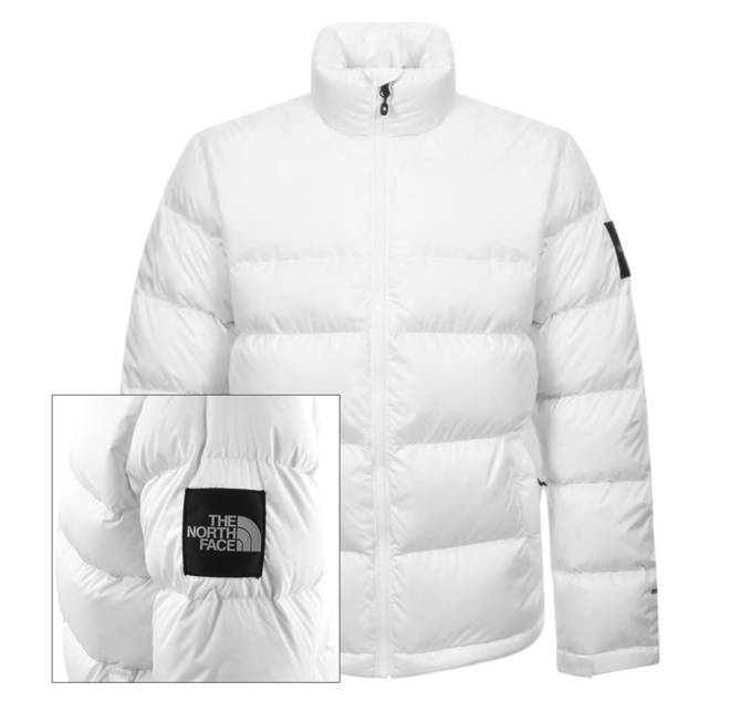 The North Face have some great warm jackets