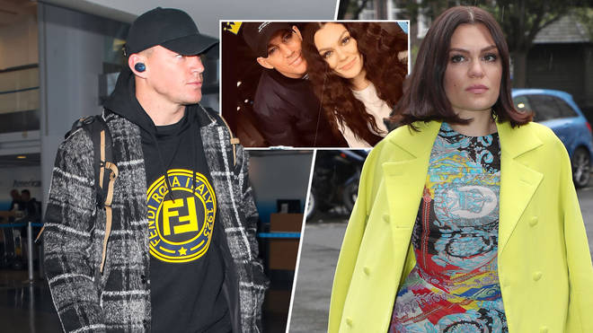 Channing Tatum and Jessie J have reportedly split