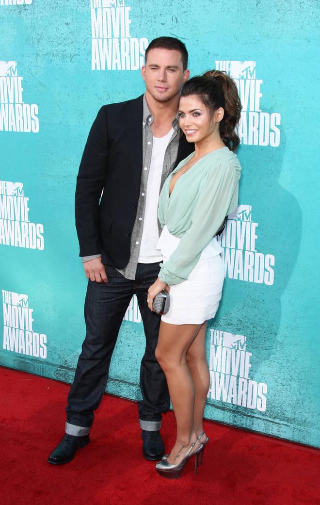 Channing Tatum and Jenna Dewan split in April 2018