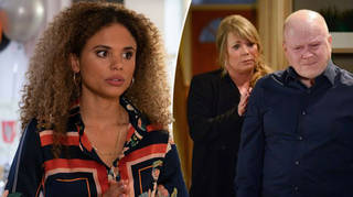 EastEnders bosses panicked after a script was stolen