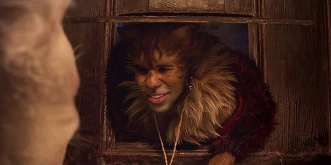 Jason Derulo stars in Cats