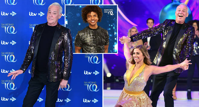 Michael Barrymore has been forced to quit Dancing On Ice