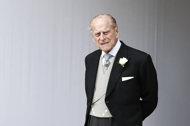 Prince Philip has been taken to hospital