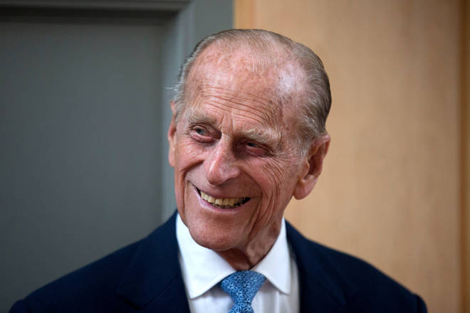 Prince Philip, 98, stepped down from royal duties in 2017