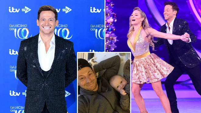 Joe Swash is a contestant on Dancing On Ice