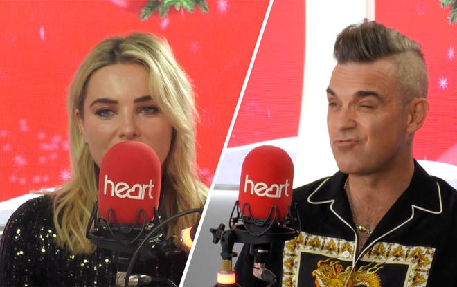 The legendary pop star joins Sian Welby on Heart this Christmas
