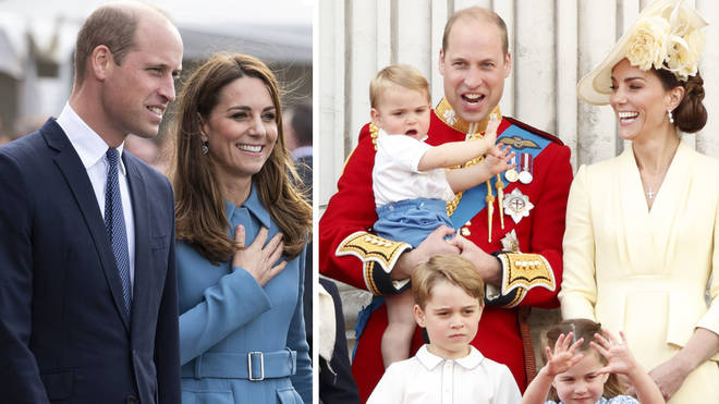 The Duke and Duchess of Cambridge have some news for us