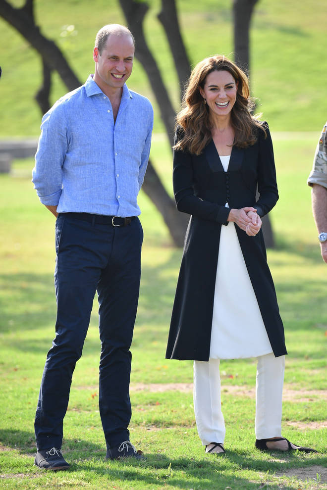 Middeltons 2020 Christmas Kate Middleton and Prince William preparing to make a 'big