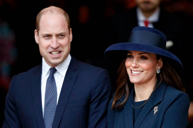 There was reportedly a briefing held at Kensington Palace