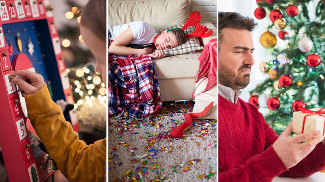 These are the Christmas sins the UK are committing this year