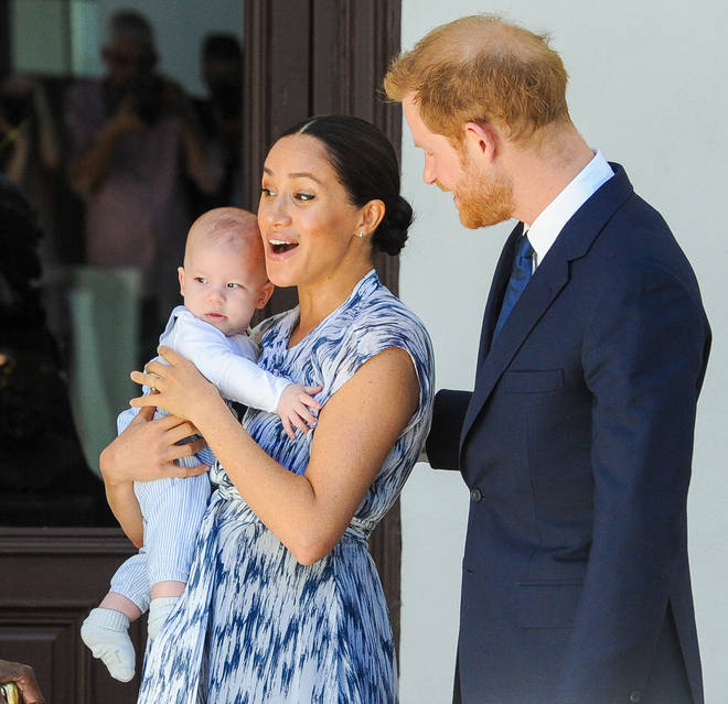 Meghan and Harry will be spending Christmas in Canada with baby Archie this year