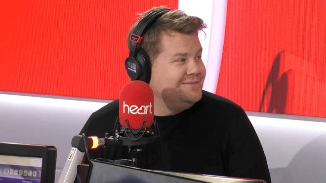 James Corden spilled Gavin & Stacey gossip on Heart Breakfast this morning