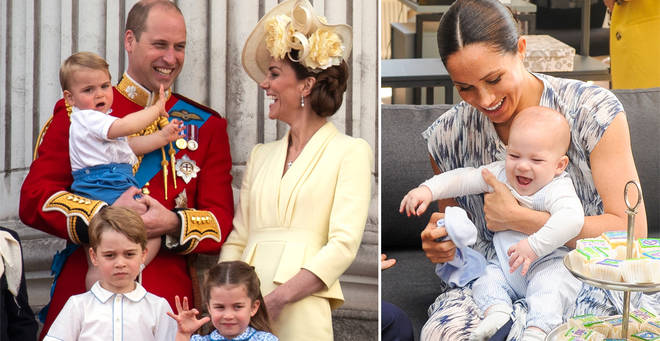 Could there be another royal baby along soon?