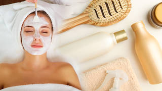 How to look after your skin and hair this festive season