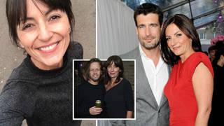 Davina McCall has three children with her ex-husband Matthew Robertson.
