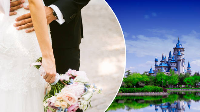 The mum has said she's struggling to save for her dream wedding (stock images)