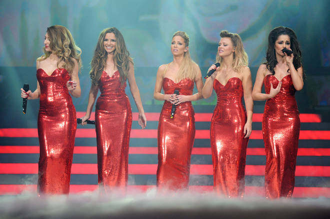 Girls Aloud Ten - The Hits Tour - O2 Arena