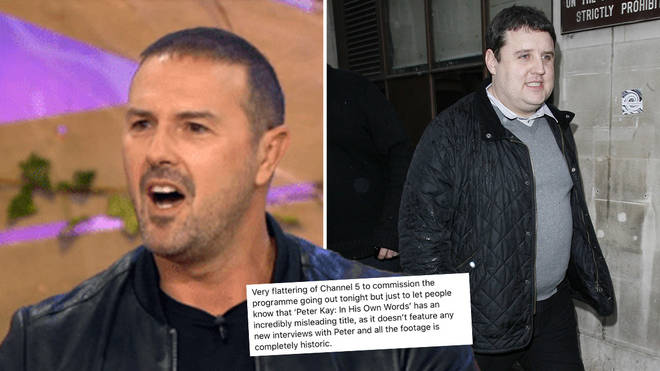 Paddy McGuinness trolled his comedy pal