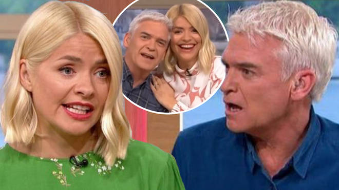 Holly and Phil have been caught up in controversy for months.