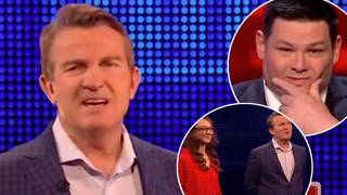Bradley Walsh criticised a 'ridiculous' question on The Chase