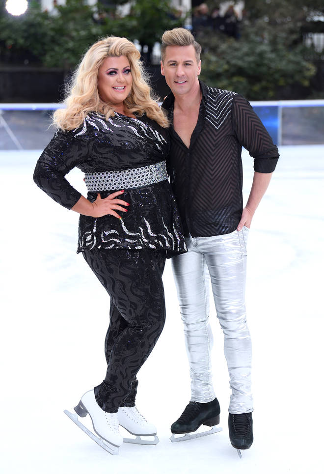 Gemma Collins paired up with pro skater Matt Evers for the eleventh series of the show.