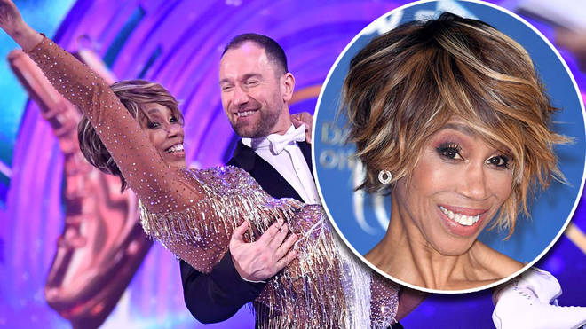 Trisha Goddard is taking part in Dancing On Ice 2020