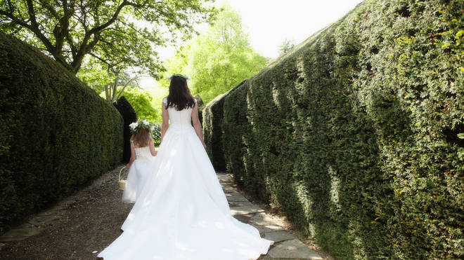 The woman revealed plans to throw her sister out the wedding party (stock image)