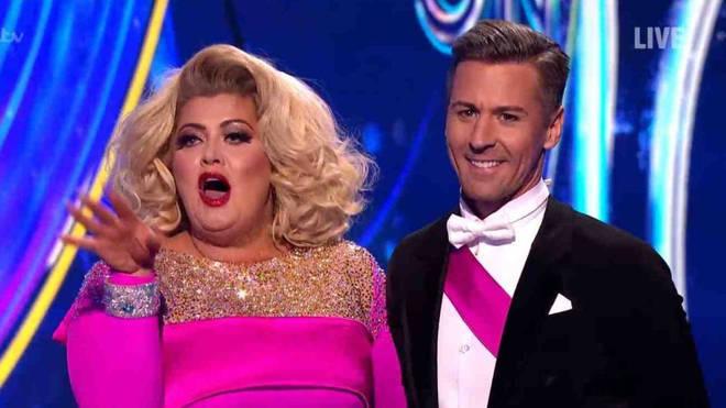 "Dancing on Ice judge Jason Gardiner called Gemma a ""brat"" live on TV."