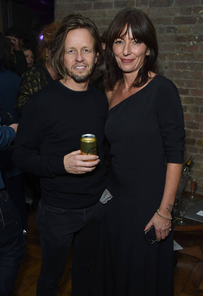 Davina has allegedly moved on with celebrity hairdresser Michael Douglas.